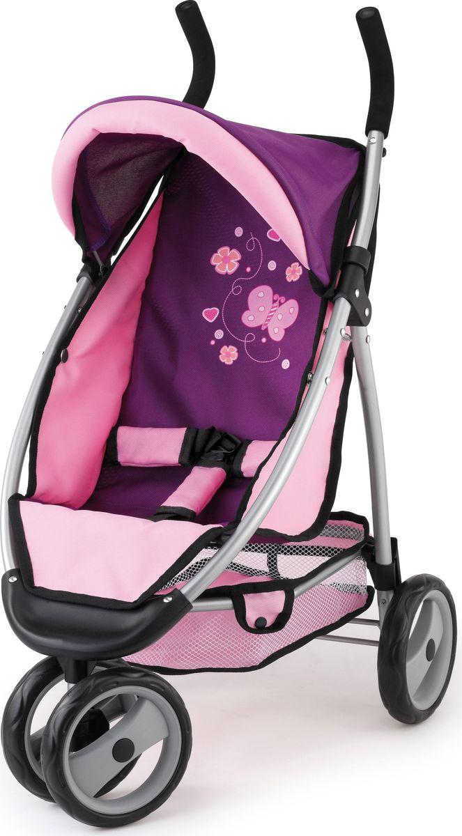 Bayer Транспорт для кукол Прогулочная коляска для двух игрушек 39957AA куклы и одежда для кукол bayer малышка первый поцелуй 42 см