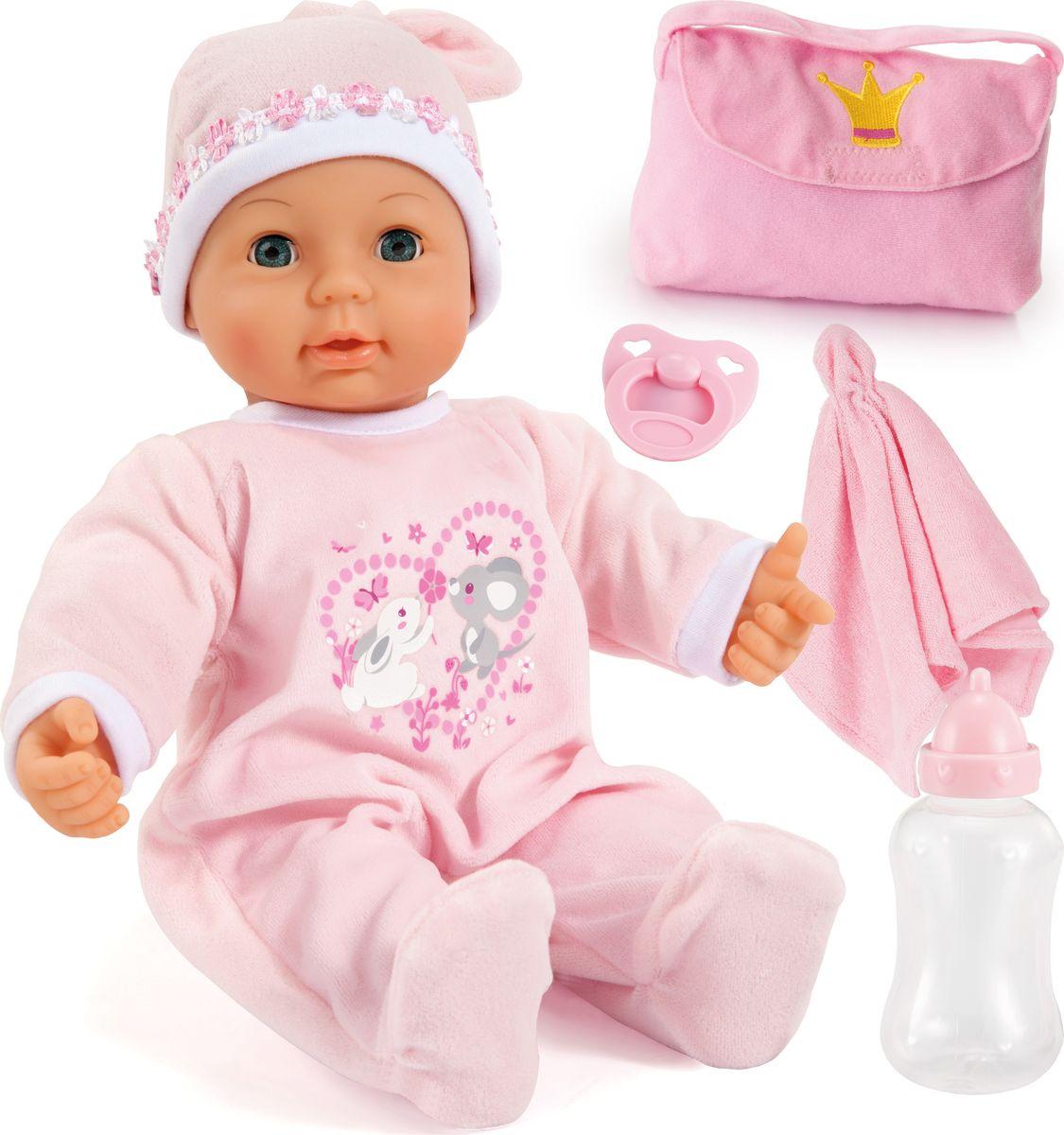 Bayer Кукла Пикколина Мягкий поцелуй куклы и одежда для кукол bayer малышка первый поцелуй 42 см