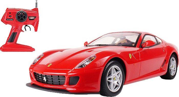 MJX Радиоуправляемая модель Ferrari 599 GTB Fiorano масштаб 1:20 nikko машина радиоуправляемая bumblebee streetcar