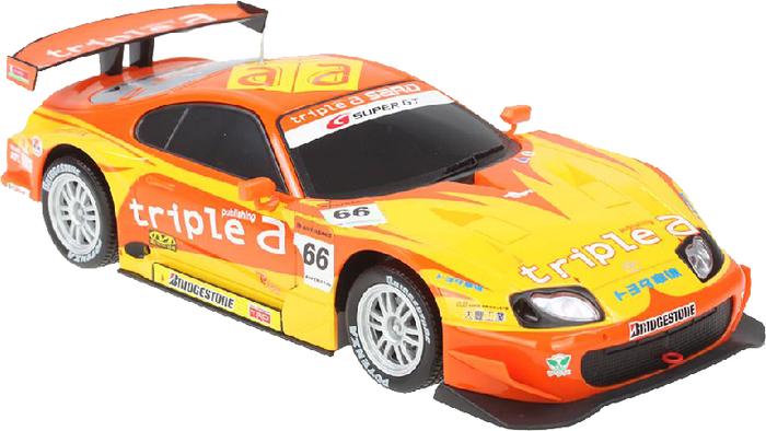 MJX Радиоуправляемая модель Toyota Supra Super GT500 nikko машина радиоуправляемая bumblebee streetcar