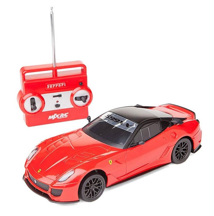 MJX Радиоуправляемая модель Ferrari 599XX nikko машина радиоуправляемая bumblebee streetcar