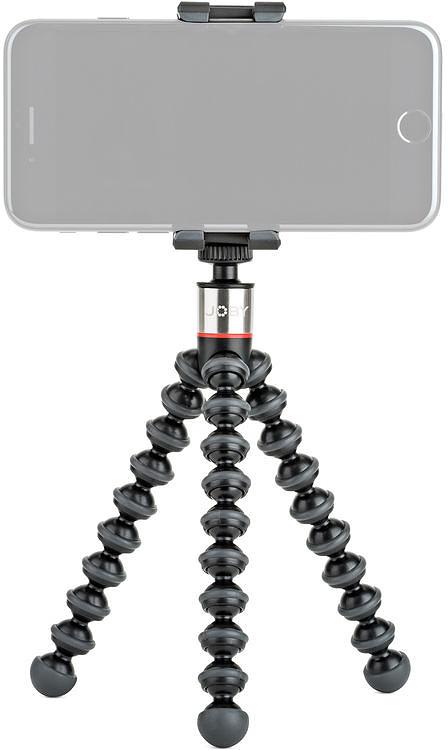 Joby GripTight ONE GP Stand, Black штатив с рамкой для смартфона