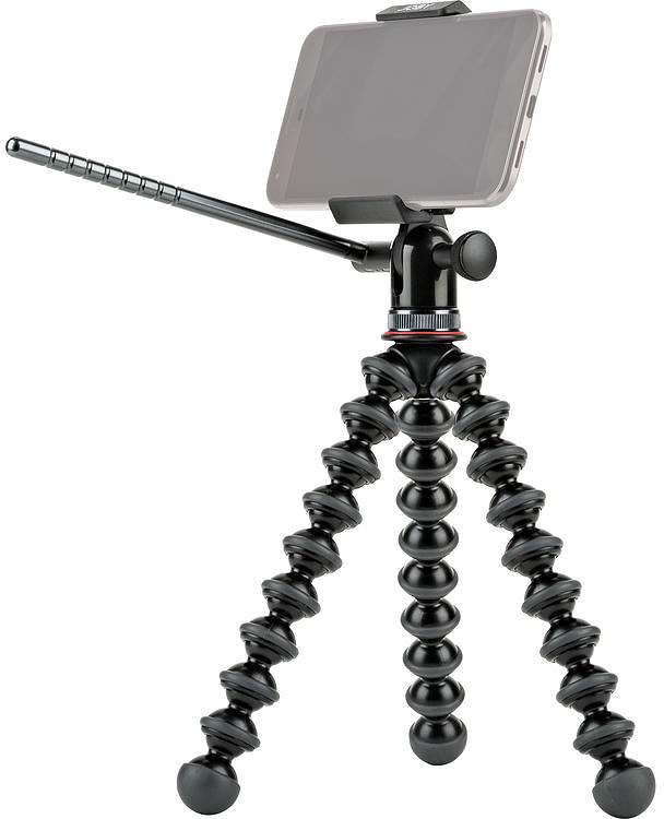 Joby GripTight PRO Video GP Stand, Black видеоштатив с рамкой для смартфона