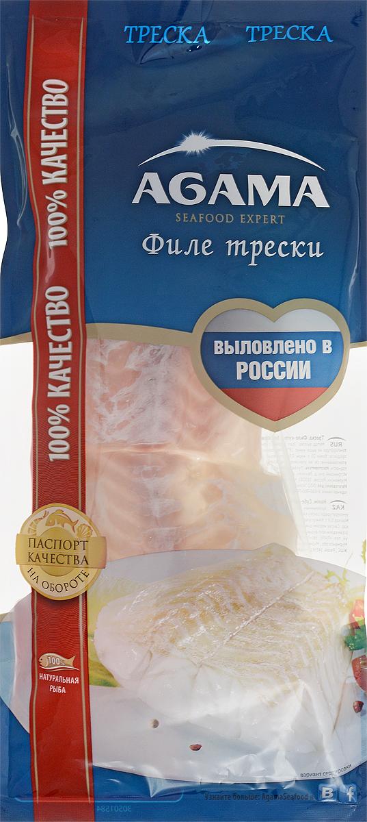 Agama Треска филе без кожи, 400 г