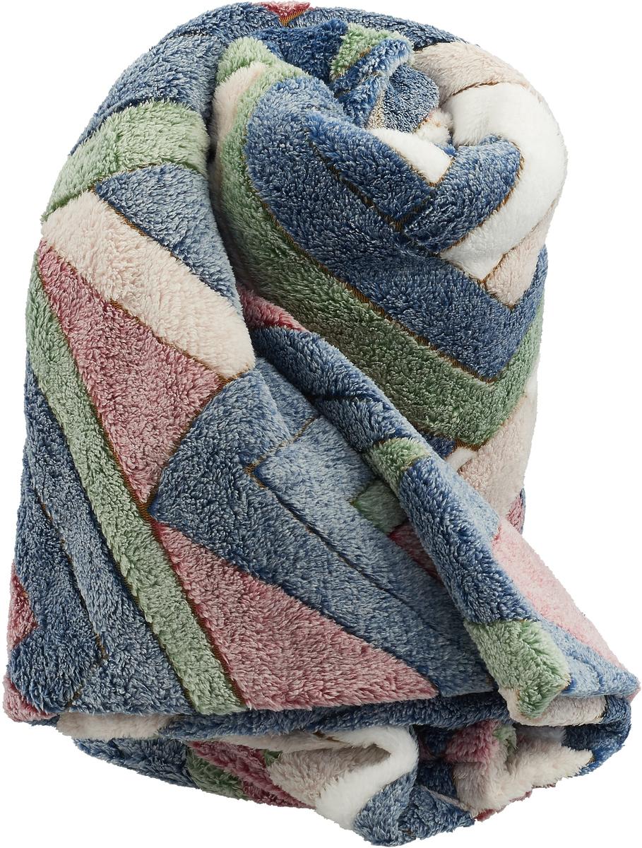 Пледы Buenas noches из колекции Bamboo - классические дизайны в бежево-коричневой цветовой гамме, объесный рисунок и исключительная мягкость. Ткань выполнена из 100% полиестера, не линяет, не деформируется. Этот плед универсален - может использоваться в качестве пледа, легкого одеяла или нарядного покрывала..