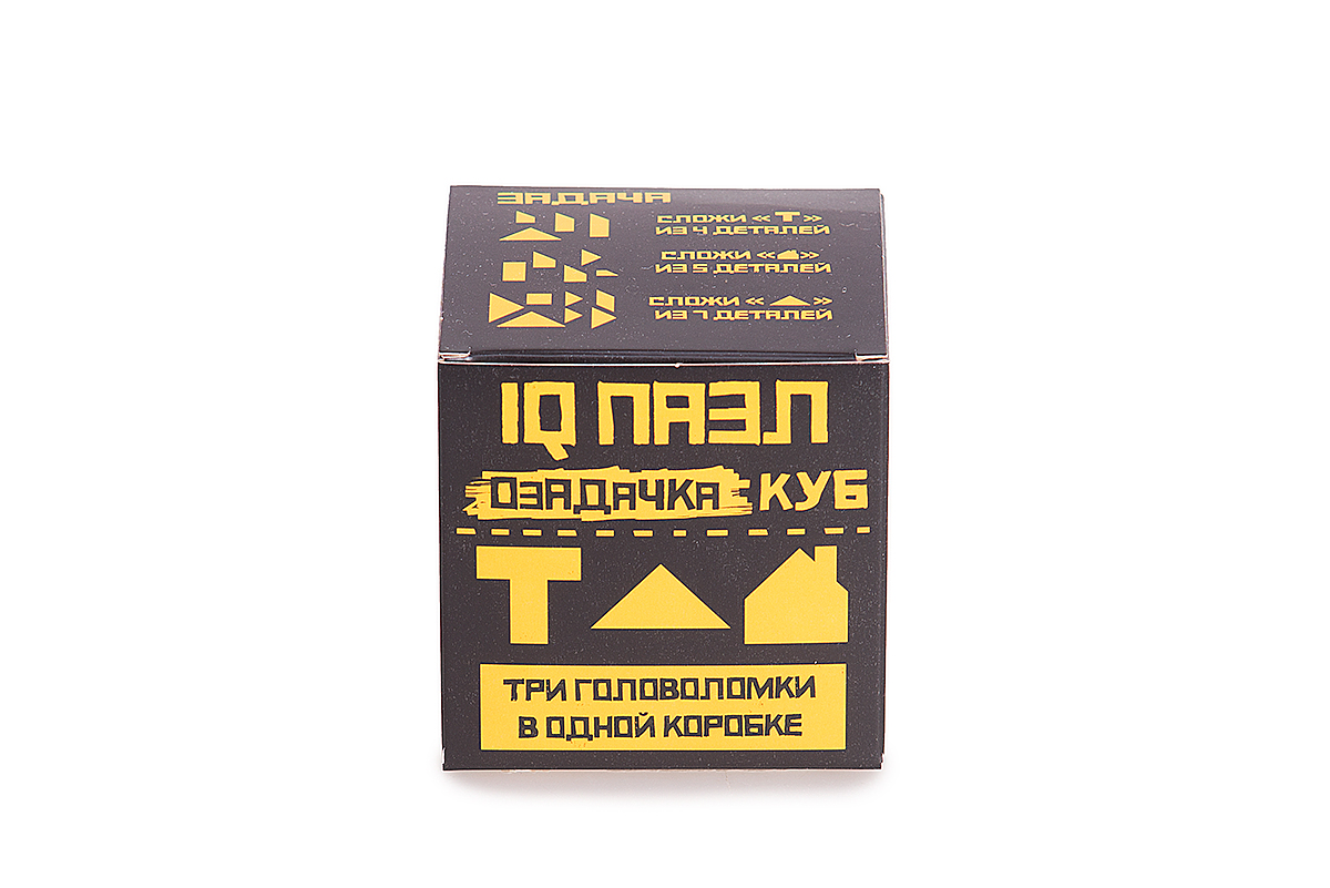 Озадачка Головоломка Тип Куб 1