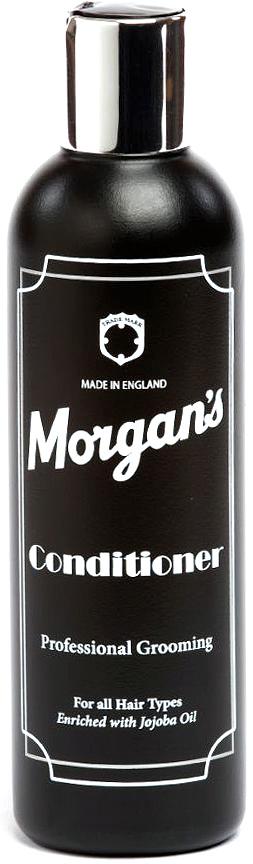 Morgans Мужской кондиционер для волос, 250 млM047Кондиционер Morgans с маслом жожоба и растительными экстрактами - это роскошное средство для заботы о волосах. Подходит для всех типов волос. Содержит антистатические вещества против спутывания волос. Предотвращает потерю влаги волосами. Обогащен витамином Е для силы и блеска. В своём составе содержит пантенол для дополнительного кондиционирования и увлажнения.