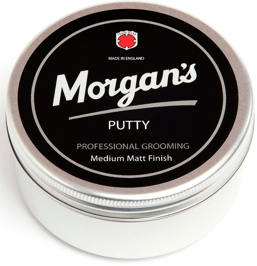 Morgans Мастика для укладки волос, 100 млM019Мастика создана для текстурирования волос с добавлением живого объема. Придает волосам матовый вид. Содержит натуральный пчелиный воск и масло жожоба. С ароматом бергамота, жасмина, сандала и пачули.