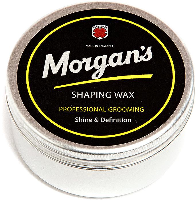 Morgans Воск для укладки волос, 100 млM021Уникальная формула обеспечивает как разделение, так и объединение прядей. Придает волосам здоровый блеск. Не оставляет следов на расческе и легко смывается. Воск имеет приятный кокосовый аромат.