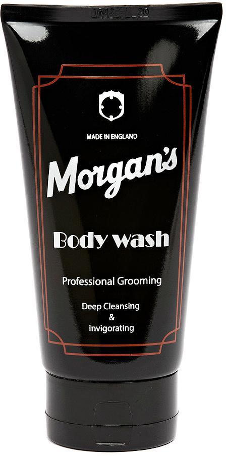 Morgans Гель для душа, 150 млM033Премиальный гель для душа от кампании Morgans для ежедневного использования. Подходит для всех типов кожи. Придает бодрость и ощущения свежести. С фирменным ароматом бергамота, жасмина, сандала и пачули.