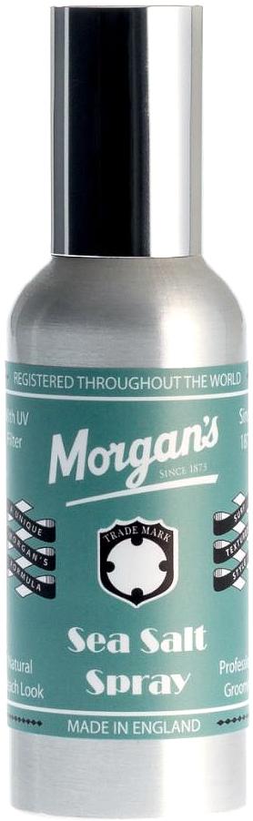 Morgans Спрей для волос с морской солью, 100 млM103Спрей для волос с морской солью Morgans придаст вашим волосам живой пляжный вид, со свободными, естественными текстурированными волнами. Обеспечивает отличную текстуру волоса. Имеет средне-легкую фиксацию.