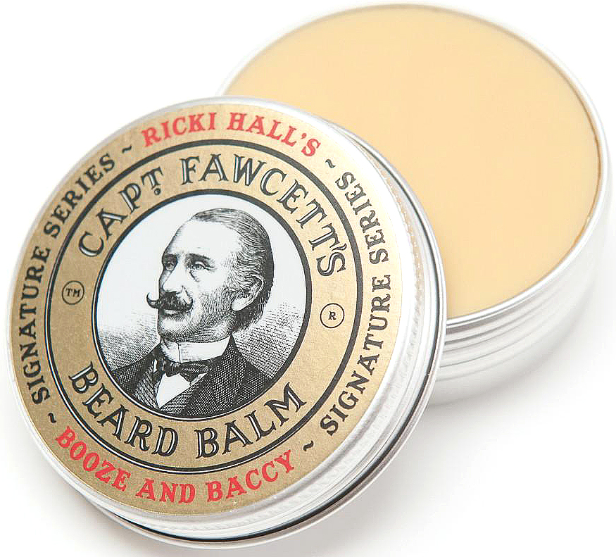 Фото Captain Fawcett Бальзам для бороды Ricki Hall, 60 мл
