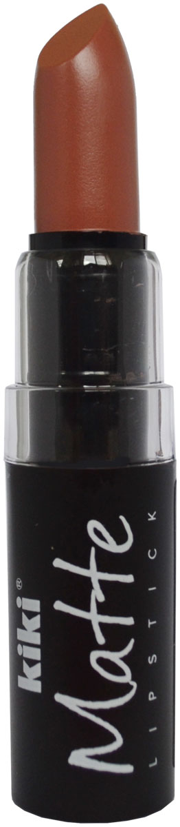 Kiki Помада для губ Matte 611, 3,8 г50030611Матовая устойчивая помада. Обладает насыщенным цветом и превосходно наносится, создавая тонкое равномерное покрытие. Абсолютно не сушит губы, дарит бархатное покрытие и матовый цвет.