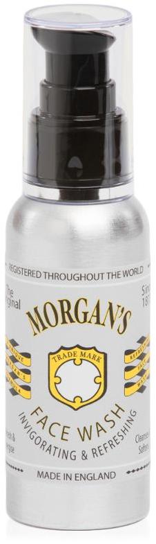 Morgans Гель для умывания лица, 100 млM030Средство обогащено серой, иногда называемой природным минералом красоты. Сера особенно эффективна при лечении заболеваний кожи головы за счет снижения выработки кожного сала и уменьшения воспаления.