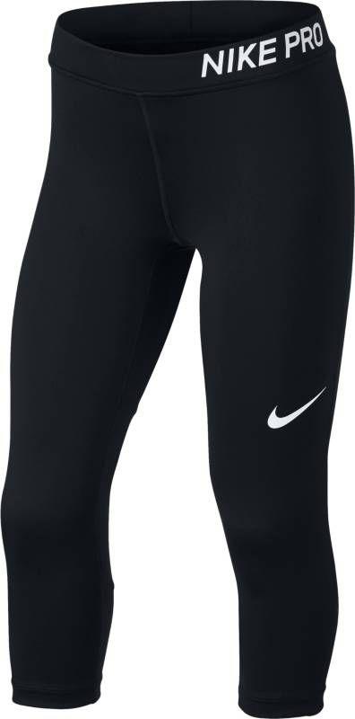Леггинсы для девочки Nike Pro, цвет: черный. 890219-010. Размер XL (158/170) клюшка для гольфа nike vapor pro 2015