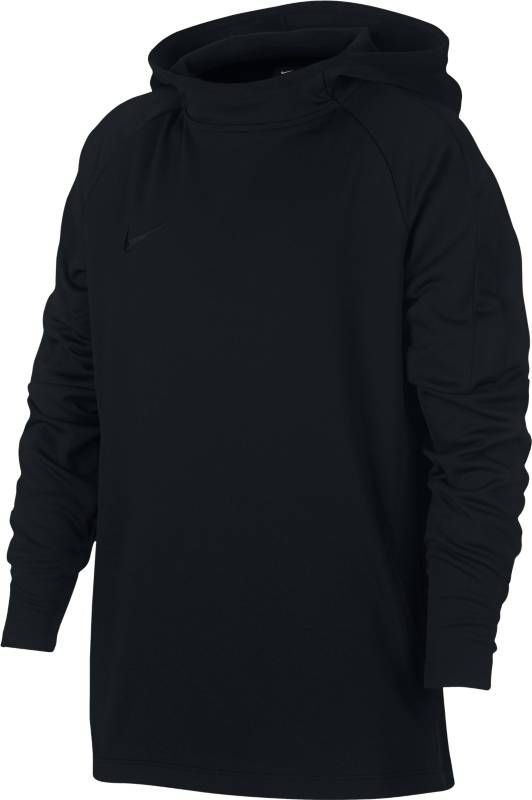 Толстовка для мальчика Nike Dry Academy, цвет: черный. 926460-011. Размер S (128/140)