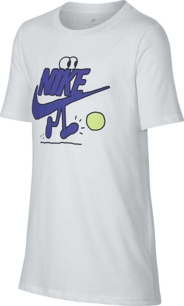 Футболка для мальчика Nike Sportswear, цвет: белый. 913097-100. Размер XL (158/170) семейная книга эксклюзивное подарочное издание