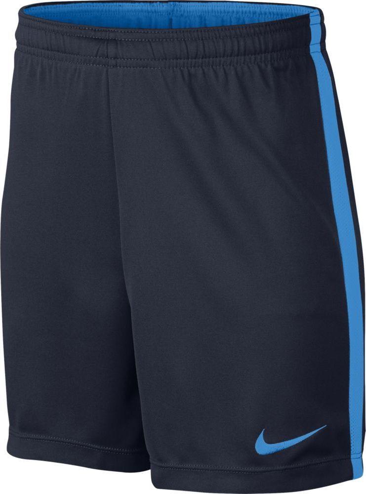 Шорты для мальчика Nike Dry Academy, цвет: синий. 832901-458. Размер XL (158/170)