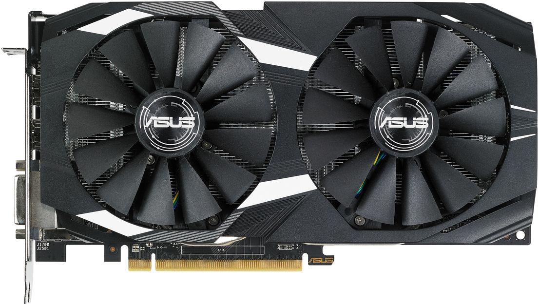 ASUS Dual Radeon RX 580 8GB видеокарта