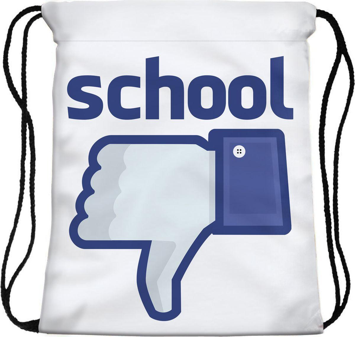 Homsu Сумка для сменной обуви Back to school