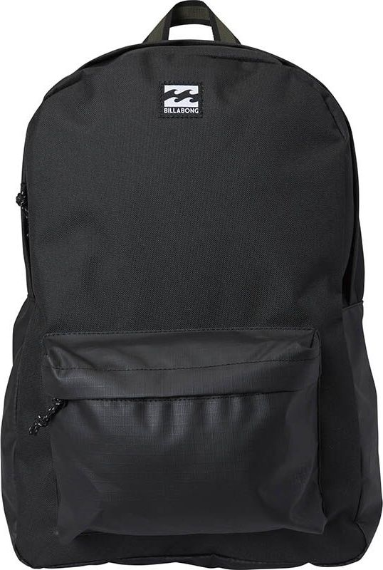 Рюкзак Billabong All Day Pack, цвет: черный, 20 л рубашка в клетку billabong all day flannel ls black