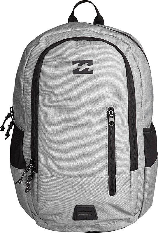 Рюкзак Billabong Command Lite Pack, цвет: серый, 26 л рюкзак городской billabong hermosa цвет угольно черный 20 л