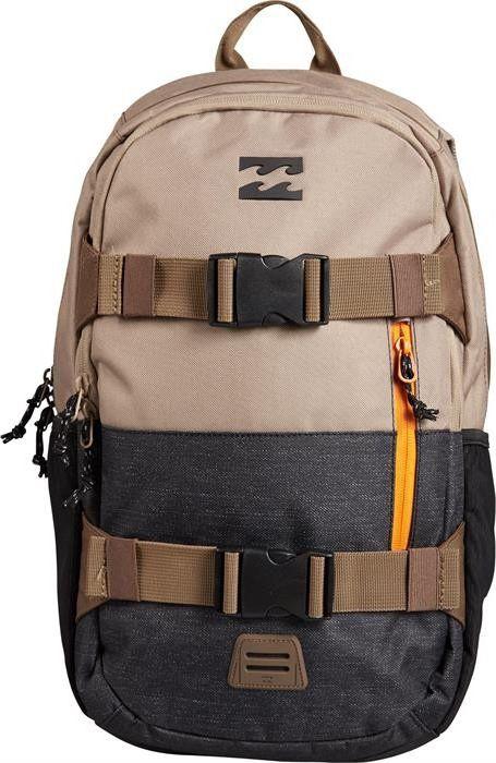 Рюкзак Billabong Command Skate Pack, цвет: хаки, 27 л