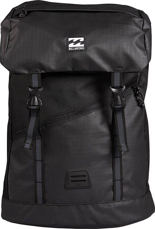 Рюкзак Billabong Track Pack, цвет: черный, 27 л