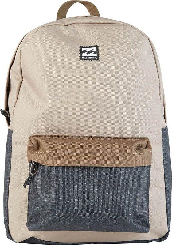 Рюкзак Billabong All Day Pack, цвет: хаки, 20 л