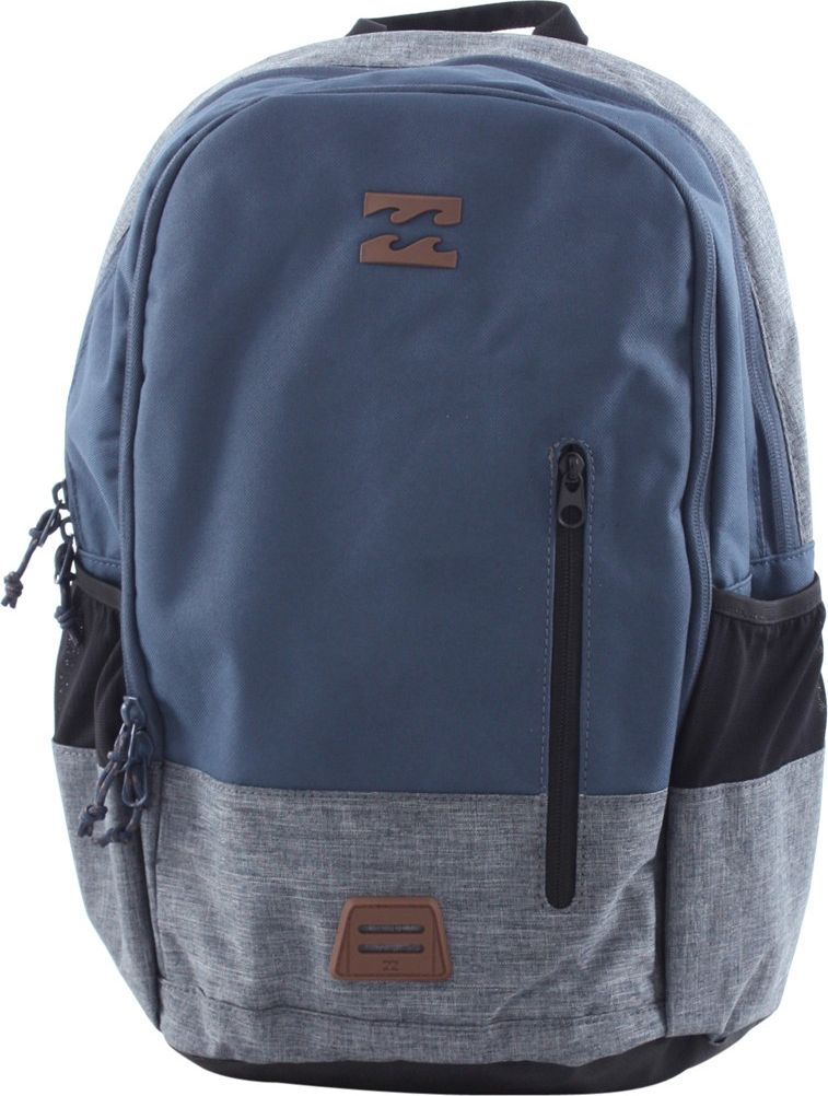 Рюкзак Billabong Command Lite Pack, цвет: черный, серый, 26 л
