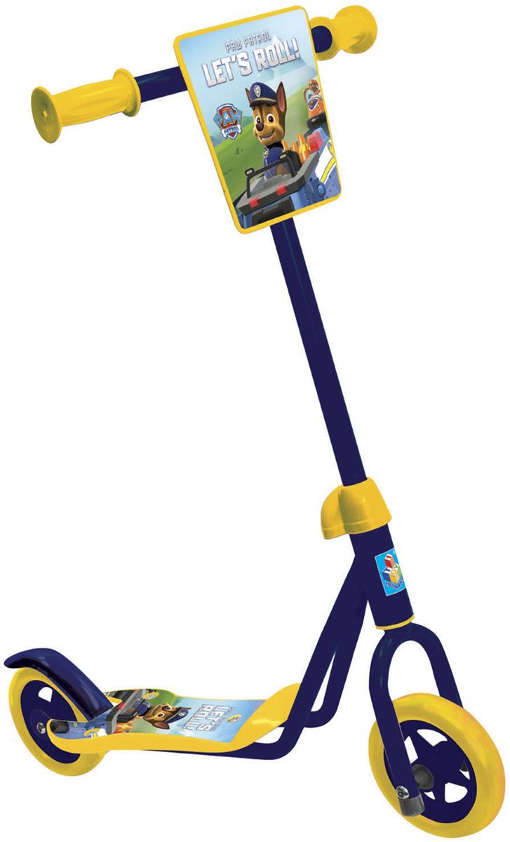 Самокат 1 Toy Щенячий патруль, 3-колесный. Т10002Т10002Самокат 1TOY Щенячий патруль c забавными персонажами из известногомультфильма.Особенности:Диаметр переднего/заднего колеса: 110 мм Размер самоката: 63 х 12 х 64 см Масса самоката: 1,5 кг Максимальная нагрузка: 20 кг Для детей от 3 лет Материал: сталь Материал колес: EVA (вспененная резина) Декоративная панель Тормоз.