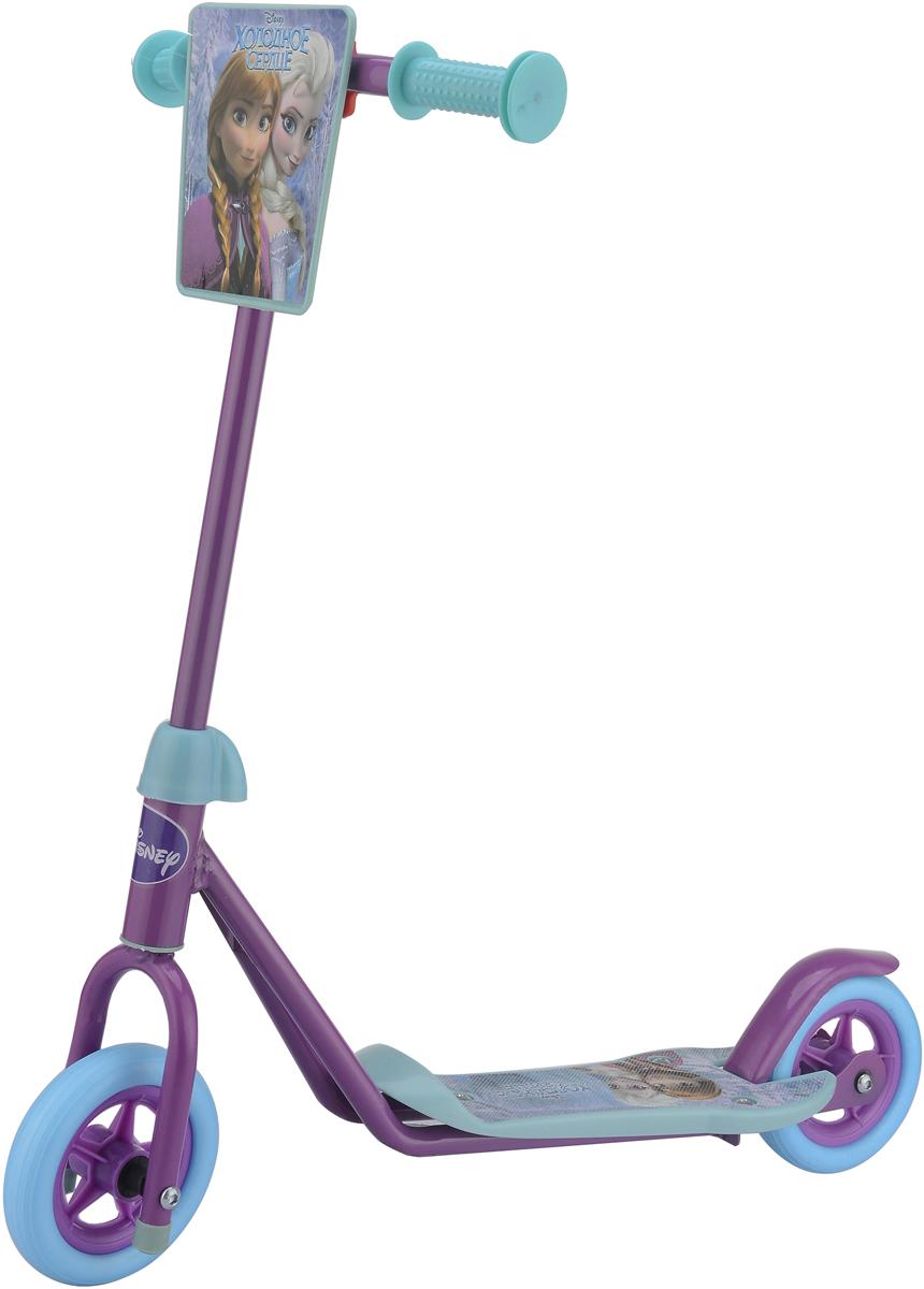 Самокат 1 Toy Disney. Холодное сердце, 2-колесный. Т59567