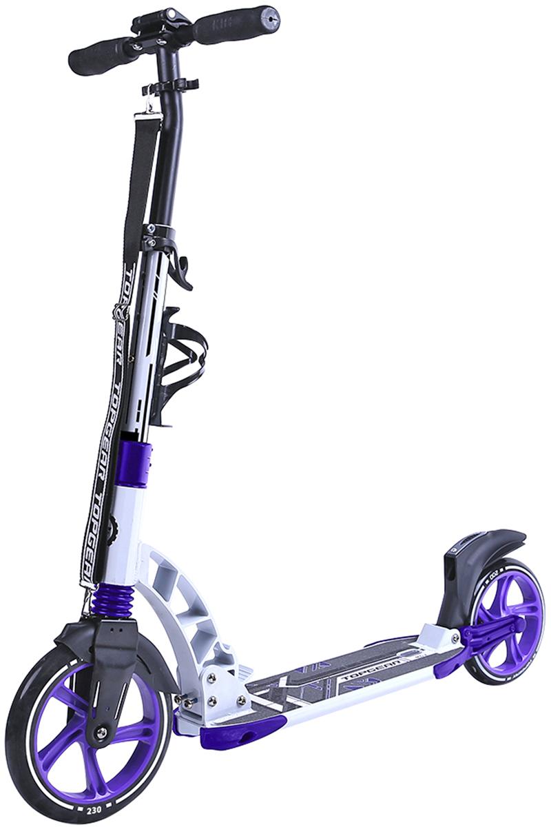 Самокат 1 Toy TopGear , 2-колесный. Т59808, 1TOY, Самокаты  - купить со скидкой