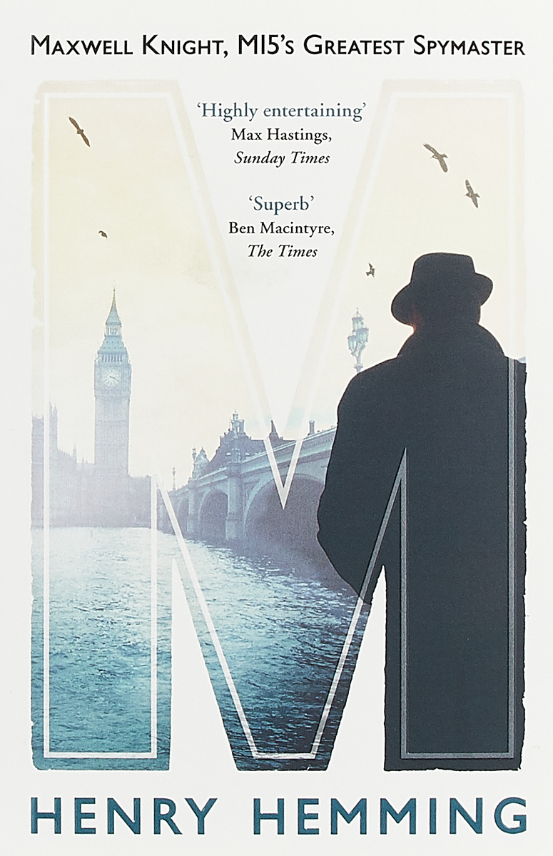 M: Maxwell Knight, MI5's Greatest Spymaster business and ethics in a country with political socio economic crisis