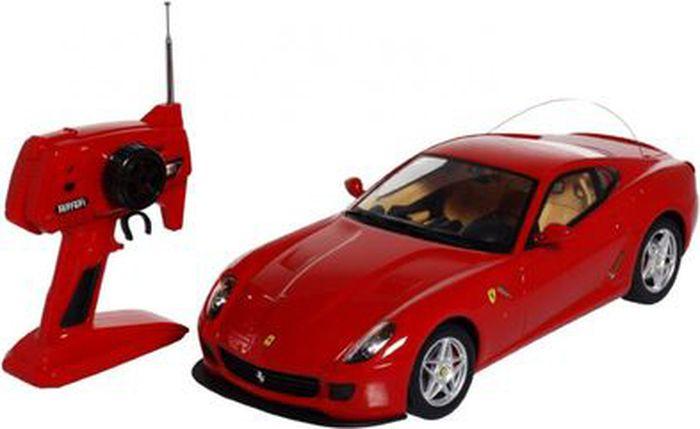 MJX Радиоуправляемая модель Ferrari 599 GTB Fiorano масштаб 1:10 mjx ferrari gtb fiorano 8107a