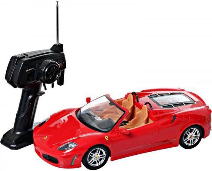 MJX Радиоуправляемая модель Ferrari F430 Spider nikko машина радиоуправляемая bumblebee streetcar