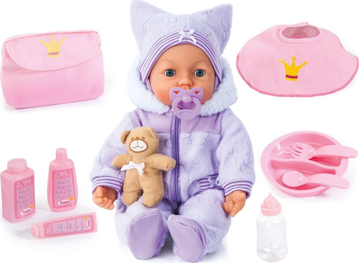 Bayer Кукла Пикколина Волшебные глаза куклы и одежда для кукол bayer малышка первый поцелуй 42 см