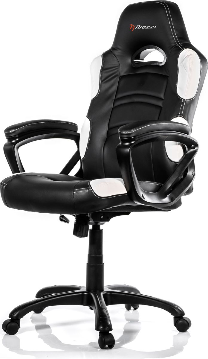 Arozzi Enzo, White игровое кресло