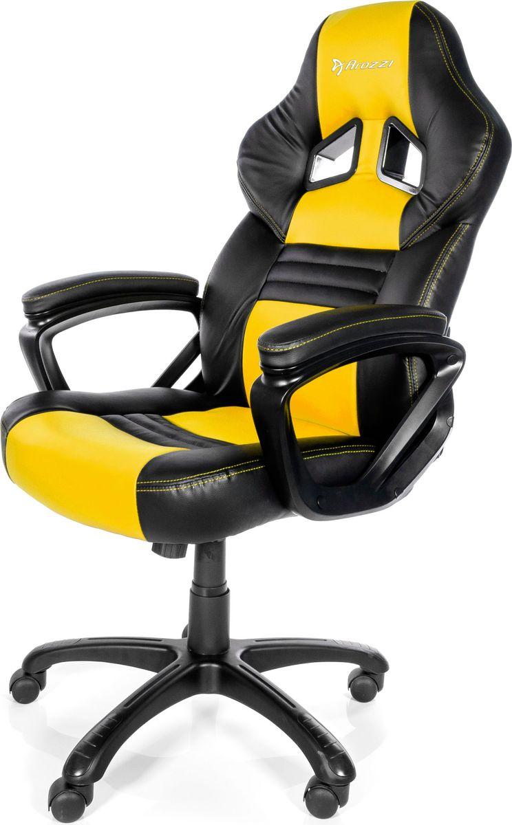 Arozzi Monza, Yellow игровое кресло