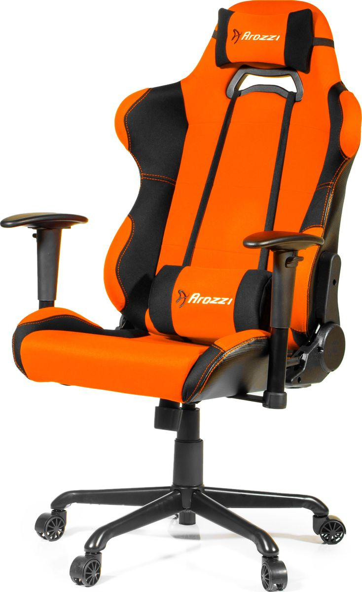 Arozzi Torretta XL-Fabric, Orange игровое кресло - Игровые кресла