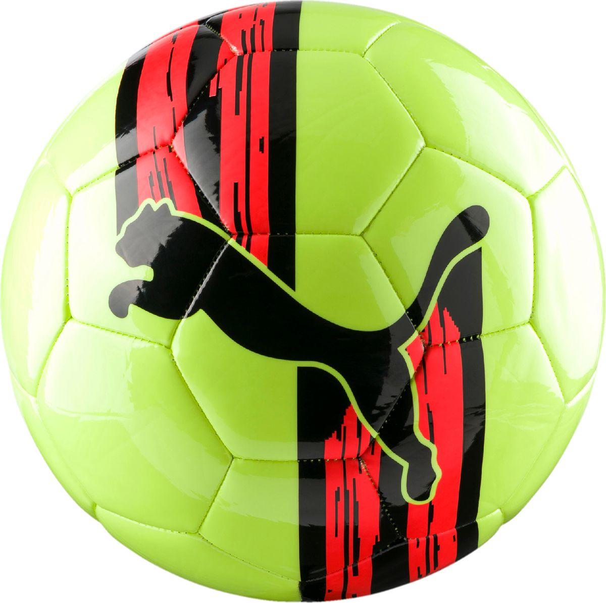 Мяч тренировочный Puma KA Big Cat Ball, цвет: желтый игрушка gigwi jumball big ball is a good ball мяч с захватом для собак 75367