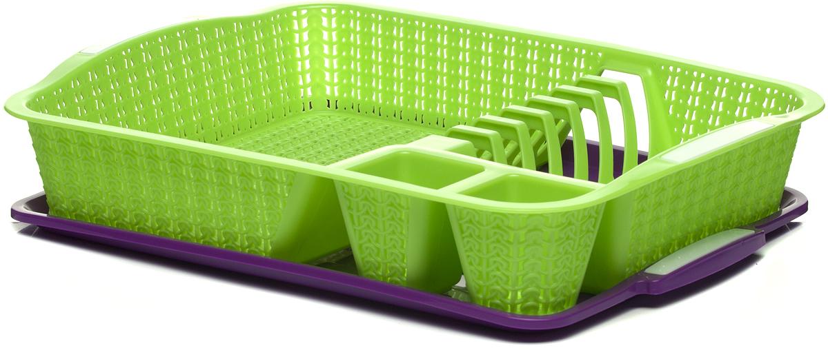 Сушилка для посуды 405 x 300 x70 мм.