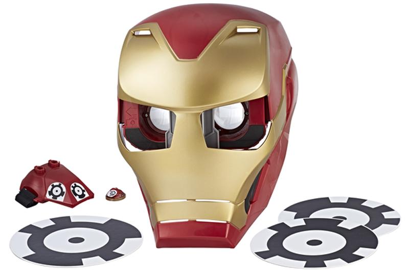 Avengers Маска дополненной реальности Hero Vision - Интерактивные игрушки