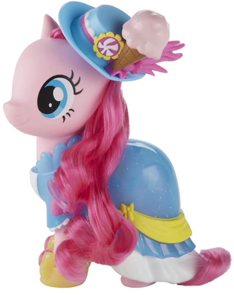 My Little Pony Игровой набор Сияние пони-модницы Pinkie Pie пони малышки
