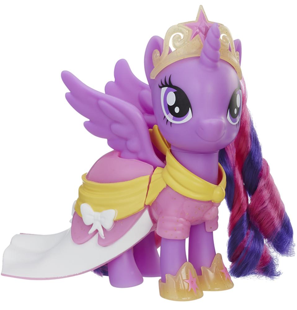 My Little Pony Игровой набор Сияние пони-модницы Princess Twilight Sparkle little princess