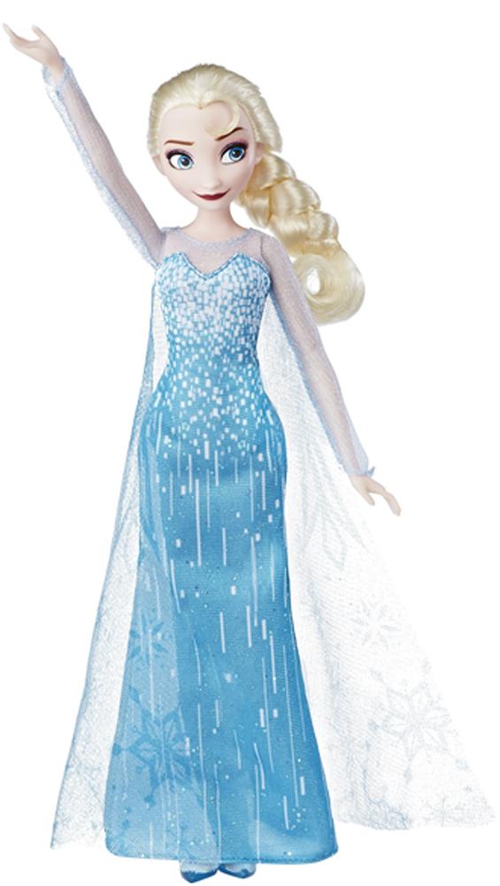 Disney Frozen Кукла Эльза B5161_E0315 disney frozen 8 pack marker set
