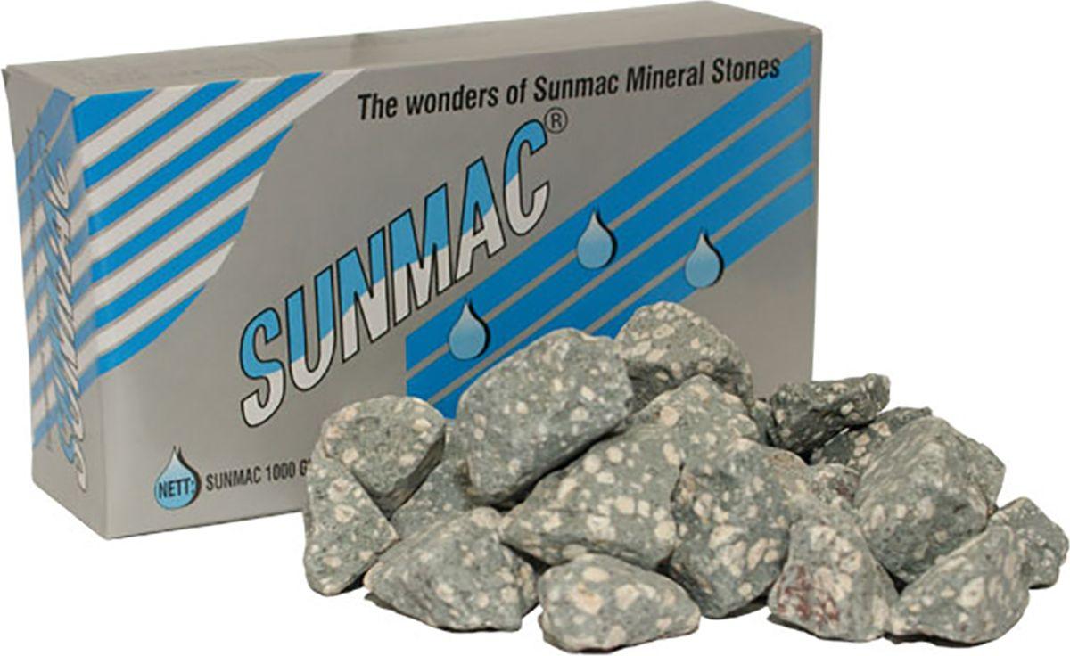 Минеральные камни для Keosan KS-971 Минеральные камни, используемые в фильтрах для воды KeoSan, имеют уникальные свойства и минеральный состав. В Корее такие камни называют Май-Фай-Ши и используют их для структурирования, минерализации, ионизации, ощелачивания и фильтрации воды. Камни с особыми характеристиками обычно добывают либо на поверхности земли или на глубине не более 10 метров. Но эти камни как правило загрязнены различными вредными веществами из окружающей среды, кислотными дождями, промышленными химикатами и, в значительной степени, лишены своих ценных минеральных свойств. Минеральные камни SUN MAC - запатентованная торговая марка фирмы. Накопительный фильтр для воды KeoSan KS-971, в состав которого входят минеральные камни SUN MAC, эффективно впитывают из водопроводной воды присутствующие в ней тяжелые металлы, избавляют воду от токсинов и неприятного запаха, оказывают антибактерицидное воздействие, снижают риск онкологических заболеваний. В результате проведенных исследований было доказано, что в емкости с золотыми рыбками уровень бактериальной загрязненности воды упал на 99% после того, как туда были сложены камни SANMAC. Эти камни не надо кипятить ни до, ни после их использования. Находясь в воде, эти камни непрерывно выделяют более чем 20 видов ионизированных минералов в течение двух - трех лет, в зависимости от степени их эксплуатации. Со временем они уменьшаются в размерах, так как происходит их деминерализация. Высокопористые минеральные камни SUNMAC выделяют также растворенный кислород в воду, регулируют Ph уровень воды, добавляя туда щелочь, что является особенно полезным для здоровья. Камни SUNMAC выделяют в воду такие полезные для человека минералы, как:  Кальций - способствует образованию костей и их укреплению, формированию клеток крови, участвуют в процессах сокращения мышц, способствует передаче нервных импульсов и росту человеческого скелета; Хлориды - регулируют pH, кислотно-щелочной баланс, способствуют нормальному осмотическому давлени