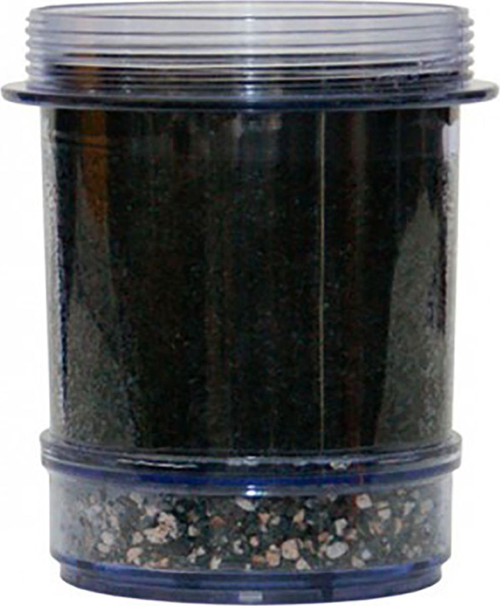 Фильтрующий картридж для Keosan NEO-991 С помощью фильтрующего картриджа надежно устраняются химикаты, тяжелые металлы, различные вещества, придающие водопроводной воде нестандартный цвет, неприятные запахи, одновременно, в воде сохраняются все полезные минералы и питательные свойства. Таким образом, фильтрующий картридж является надежным источником чистой, свежей воды вне зависимости от первоначальной загрязненности источника. Фильтрующий картридж для KeoSan NEO-991 смягчает воду, придает воде приятный вкус, препятствует росту бактерий, придает полезные свойства воде. Позволяет надолго сохранить свежесть воды после фильтрации. Основным фильтрующим элементом в системе очистки воды KeoSan NEO-991 является сменный картридж, состоящий из трех слоев: Первый этап - это активированный уголь. Активированный уголь - это один из наиболее распространённых сорбентов, который абсолютно безвреден для организма человека. Он способен поглощать газы, пары или растворенные в жидкости химические соединения. При контакте с водой, активированный уголь поглощает многие примеси, в частности, хлор, соли металлов и микроорганизмы. Это эффективный и на редкость многофункциональный сорбционный материал. В фильтрующих картриджах KeoSan используется не древесный уголь, как в любых других аналогичных фильтрах, а уголь полученный из скорлупы кокосового ореха. Такой уголь имеет более плотную, но в тоже время гораздо более пористую структуру, что в свою очередь увеличивает его абсорбирующую способность в несколько раз! Второй этап - активированный уголь с ионами серебра. Это тот же активированный уголь, но импрегнированный ионами серебра. Данная прослойка, помимо описанной ранее очистки активированным углем, еще активно борется с вредными бактериями в фильтруемой воде, так как ионы серебра являются отличным дезинфектором. Научно доказано, что ионы серебра губительно действуют на возбудителей дизентерии, брюшного тифа, холеры. К серебру очень чувствительны стрептококки, стафилококки, протеи и сальм