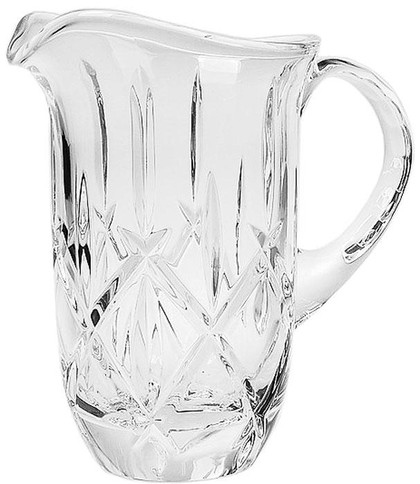 Кувшин Crystal Bohemia Sheffield, 1 л кувшин banquet crystal 1 5 л ke02w1g111044