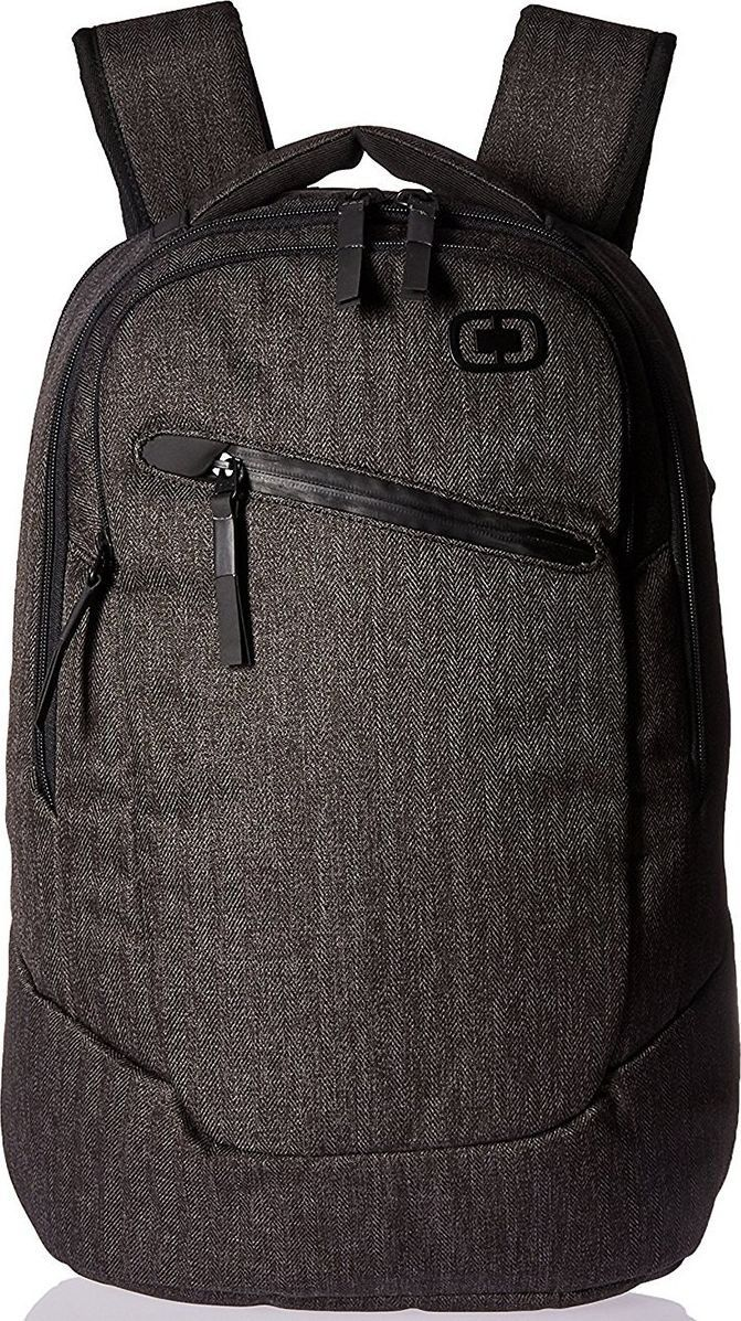 Рюкзак OGIO Newt 15, цвет: темно-серый, 17,2 л. 111079_650111079_650Лаконичный дизайн и отличный функциональный набор заключены в рюкзаке Newt 15 Pack. Основное отделение оснащено дополнительным карманом для планшета, отделение для ноутбука имеет мягкую флисовую подкладку, во внешнем кармане предусмотрен отличный органайзер и множество полезных кармашков для гаджетов и письменных принадлежностей. Так же рюкзак имеет внешний карман для аксессуаров и карман для солнечных очков. Отличная модель для тех, кто ищет надежного спутника для совместных приключений.Особенности: Большое основное отделение с дополнительным карманом для планшета или электронной книги Изолированный отсек для 15-дюймового ноутбука с флисовой подкладкой (36,5 х 26,5 х 2,5 см) Вместительный внешний карман со встроенным органайзером для письменных принадлежностей и дополнительными карманами для электронных гаджетов Внешний карман на молнии для аксессуаров Внешний карман на молнии для солнечных очков Усиленная спинка с пятью панелями для ультра комфорта Регулируемые лямки эргономического кроя Ручка для переноски Молния для быстрого доступа в основное отделение Фирменный логотип Ogio Материал: 400D нейлон, 420D поли-хлопок.